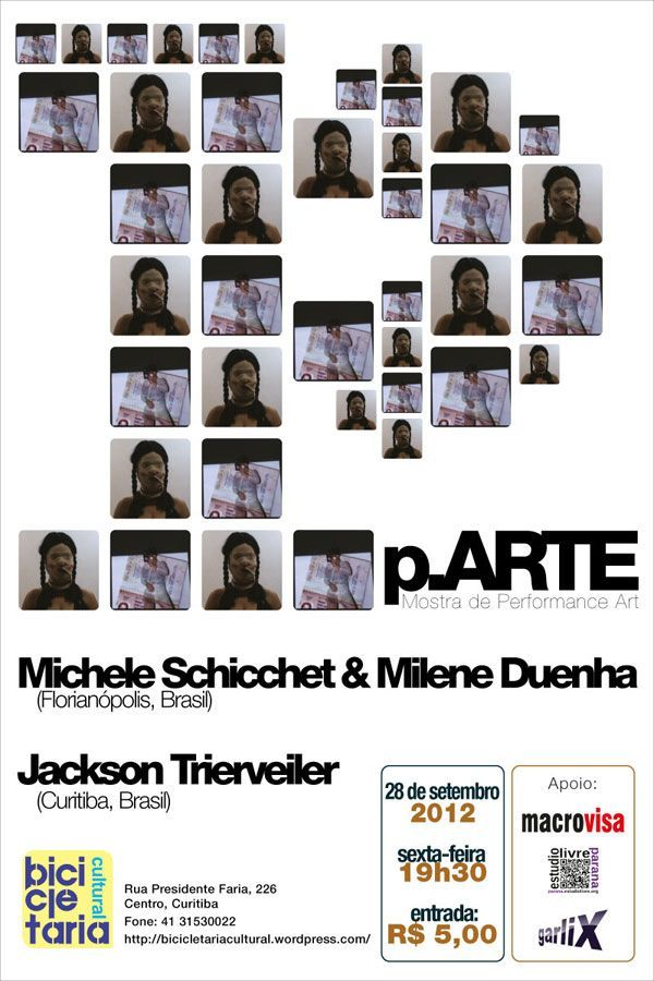 Poster of 5nd p.ARTE edition | September 2012